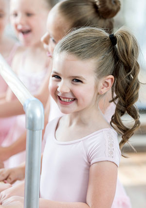 young boys and girls dance classes in CA